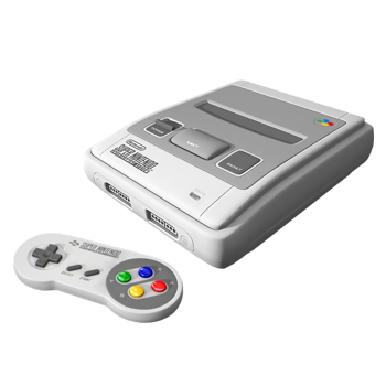 Super Nintendo European Version