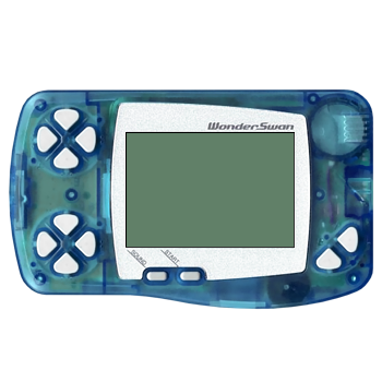 Bandai Wonderswan Blue