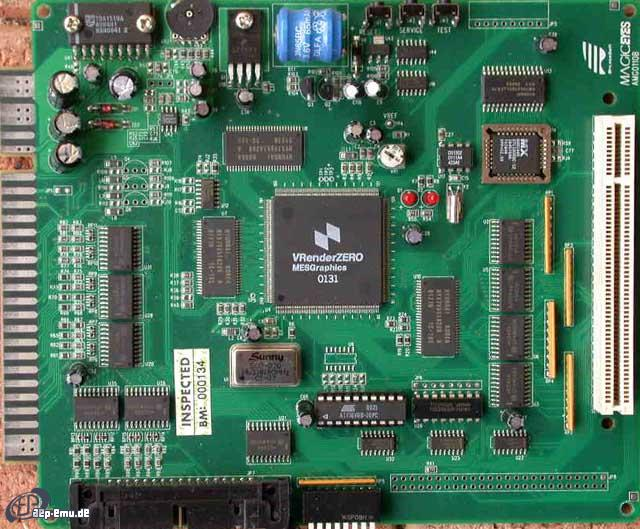 Crystal System Board