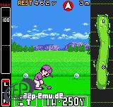 Neo-Geo Pocket - Big Tournament Golf